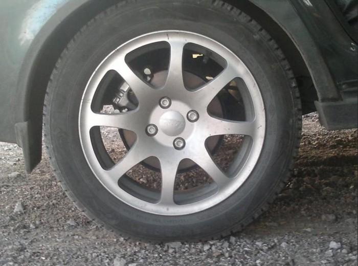 Задние дисковые тормоза на Приору 4
