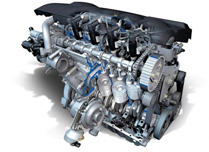 Ремонт двигателя 21126 ВАЗ Приора после обрыва ремня ГРМ
