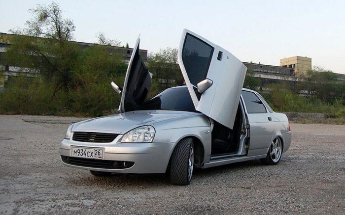 Тюнинг автомобиля Лада Приора