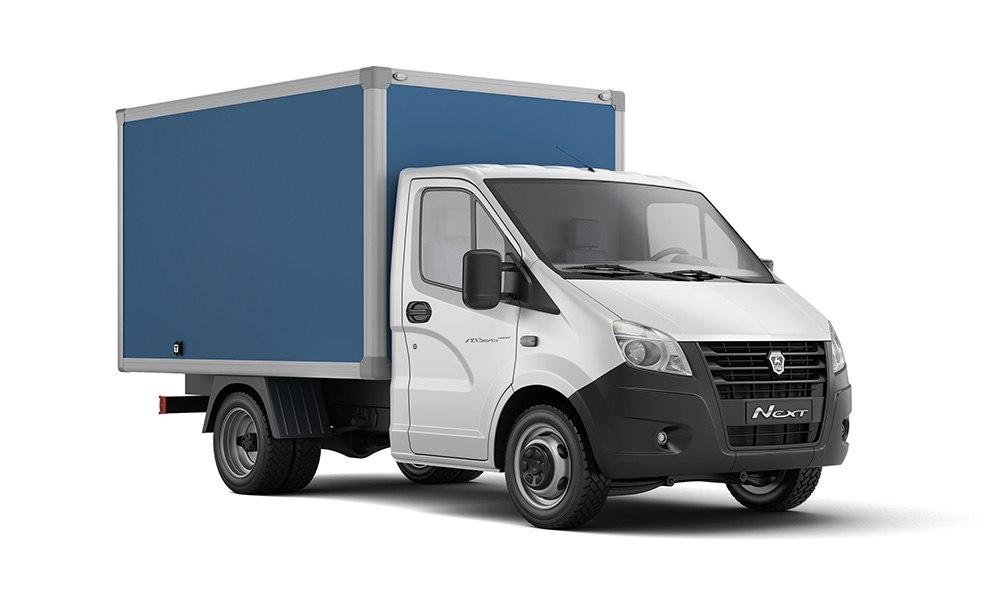 Отделка автомобильных фургонов
