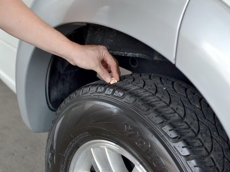 Как определить, что шины пора менять?