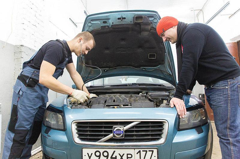 Важность выбора профессионального автосервиса Volvo