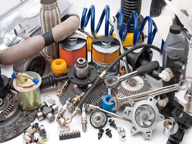 Выбираем комплектующие для ремонта машины