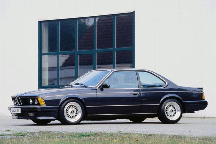 BMW E24 шестой серии