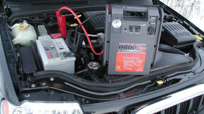 Выбор пуско-зарядного устройства для аккумулятора