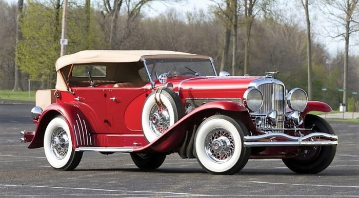 Культовые автомобили ХХ века