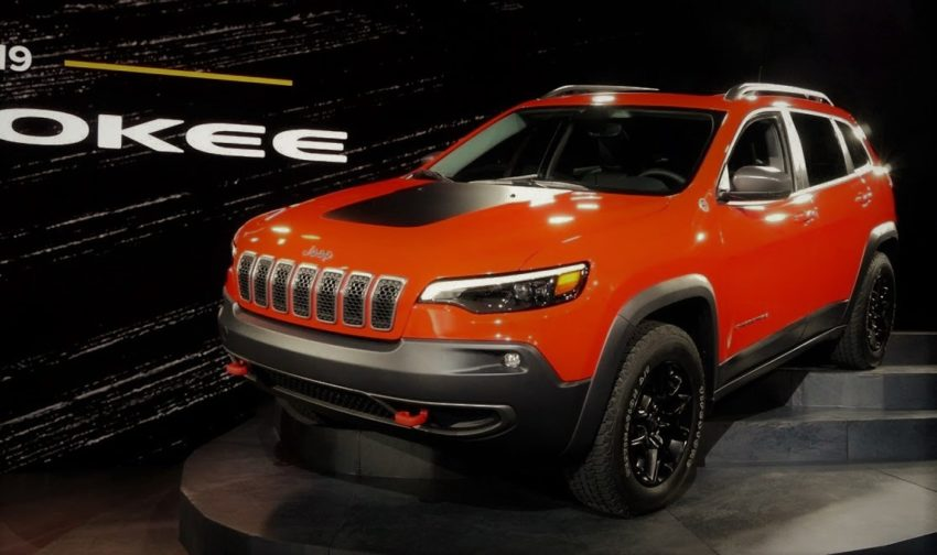 Jeep Cherokee Обновленный