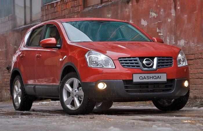 Nissan Qashqai: сильные и слабые стороны