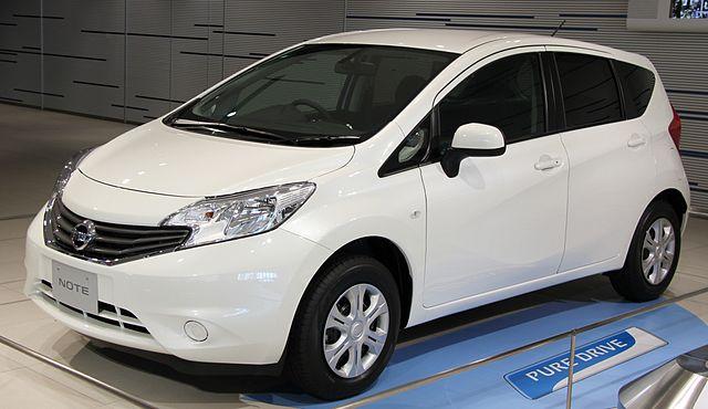 обзор моделей Nissan