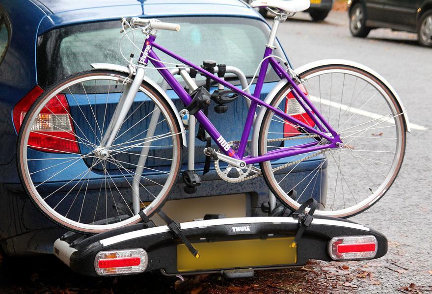 Варианты перевозки велосипеда на автомобиле