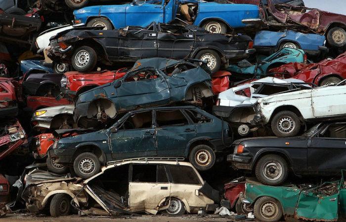 Важность переработки автомобильного лома