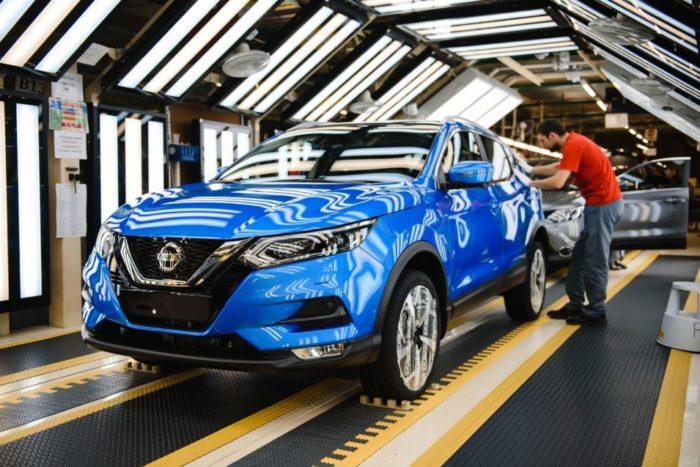 Новый Nissan Qashqai прописывается в России