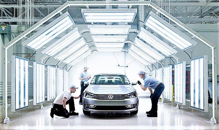 Техническое обслуживание автомобилей Фольксваген