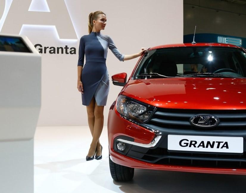 Народный автомобиль Lada Granta