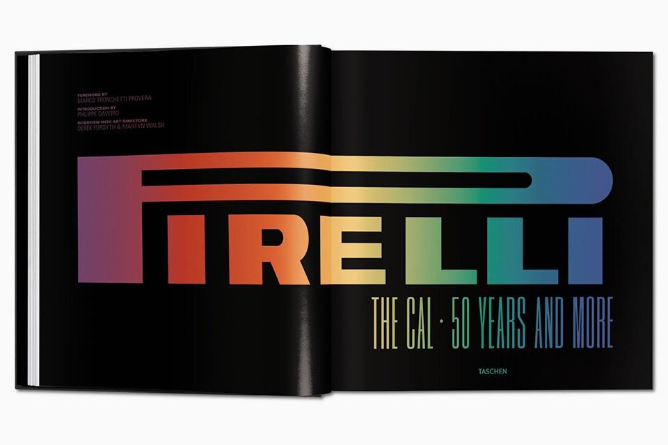 Краткая история создания и выпуска календаря Pirelli