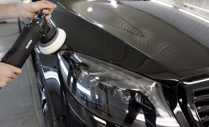 Самостоятельная полировка кузова автомобиля